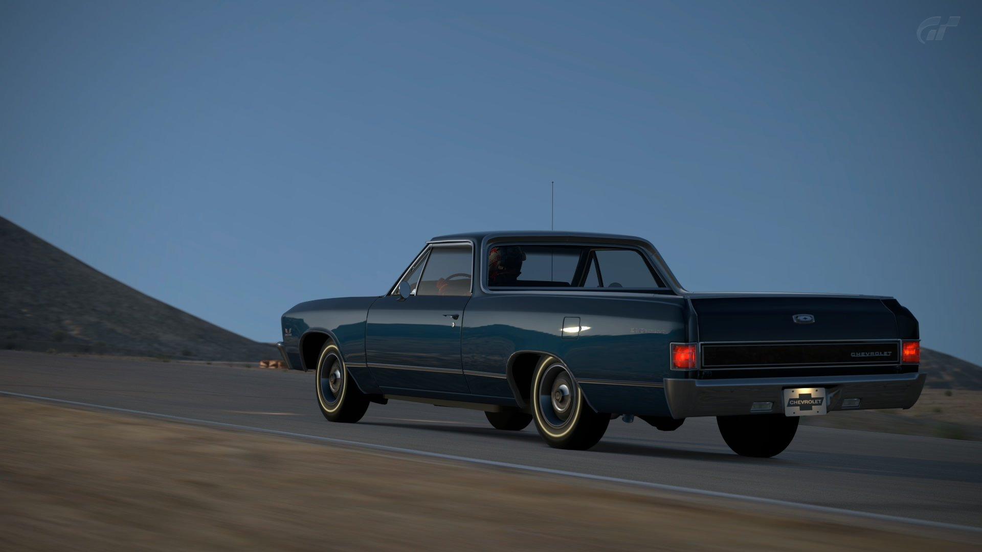 Chevrolet El Camino SS 396 1967