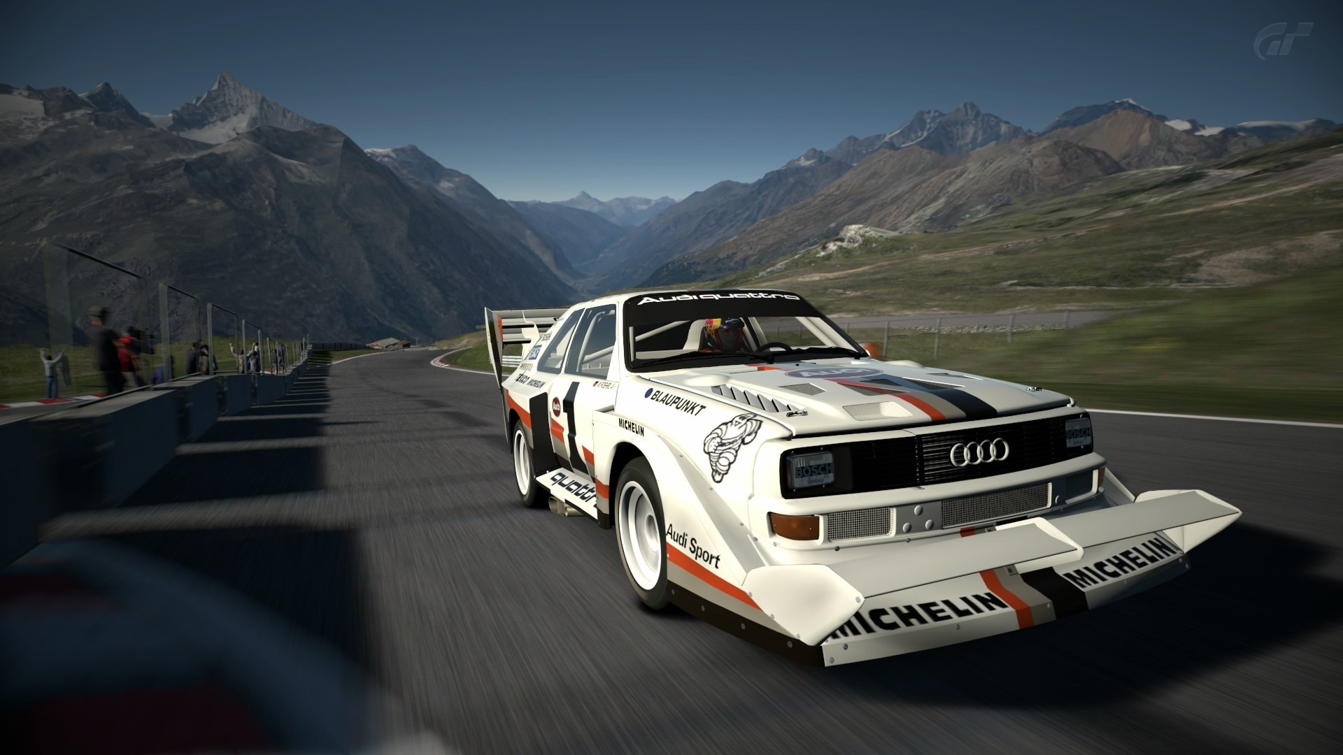 audi sport quattro s1 pikes peak 1987. Black Bedroom Furniture Sets. Home Design Ideas