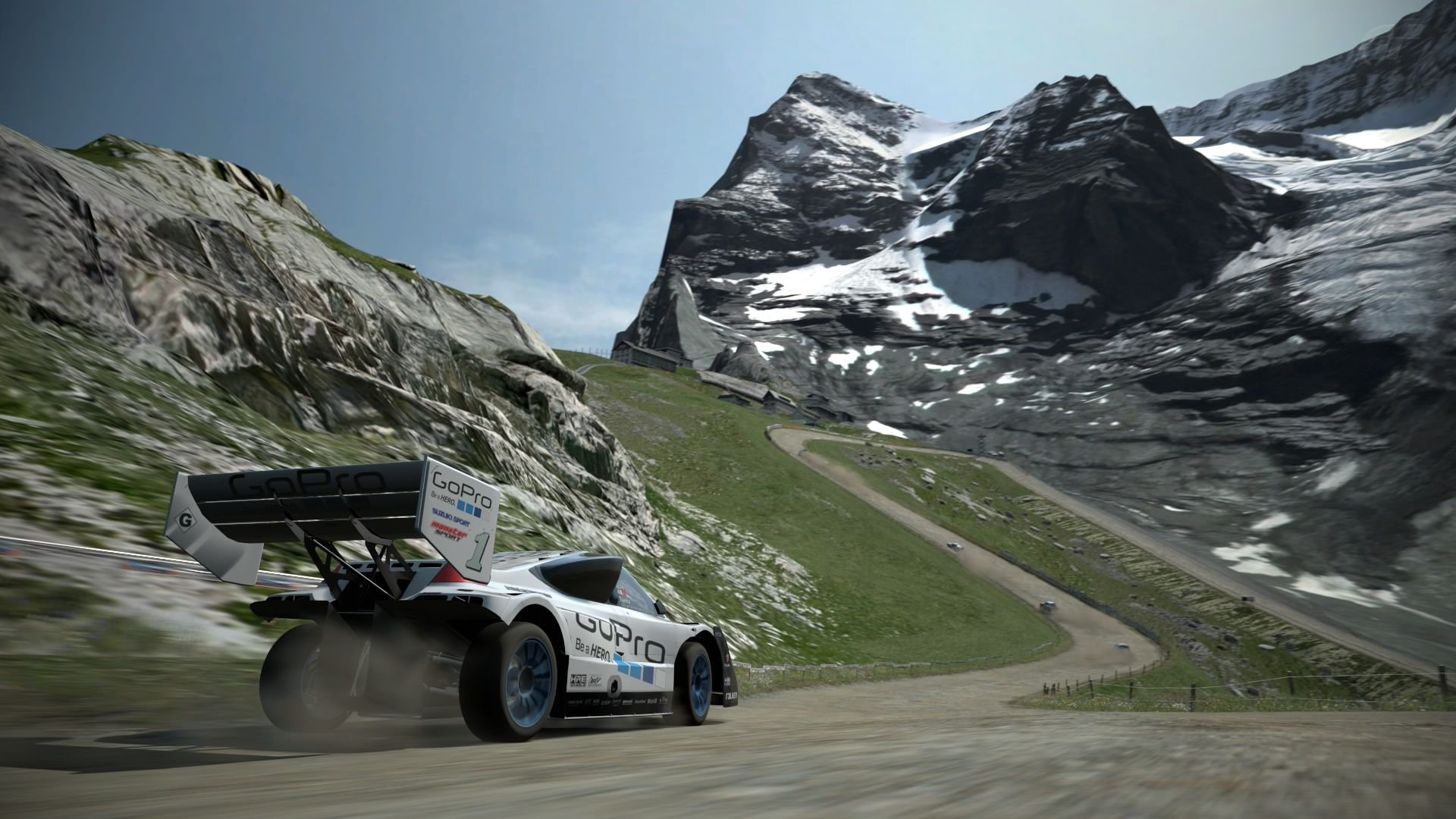 Monster Sport SX4 Pikes Peak Special 2011