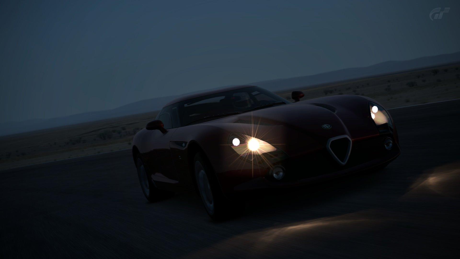 Alfa Romeo Tz3 Stradale 2011 Springs 3