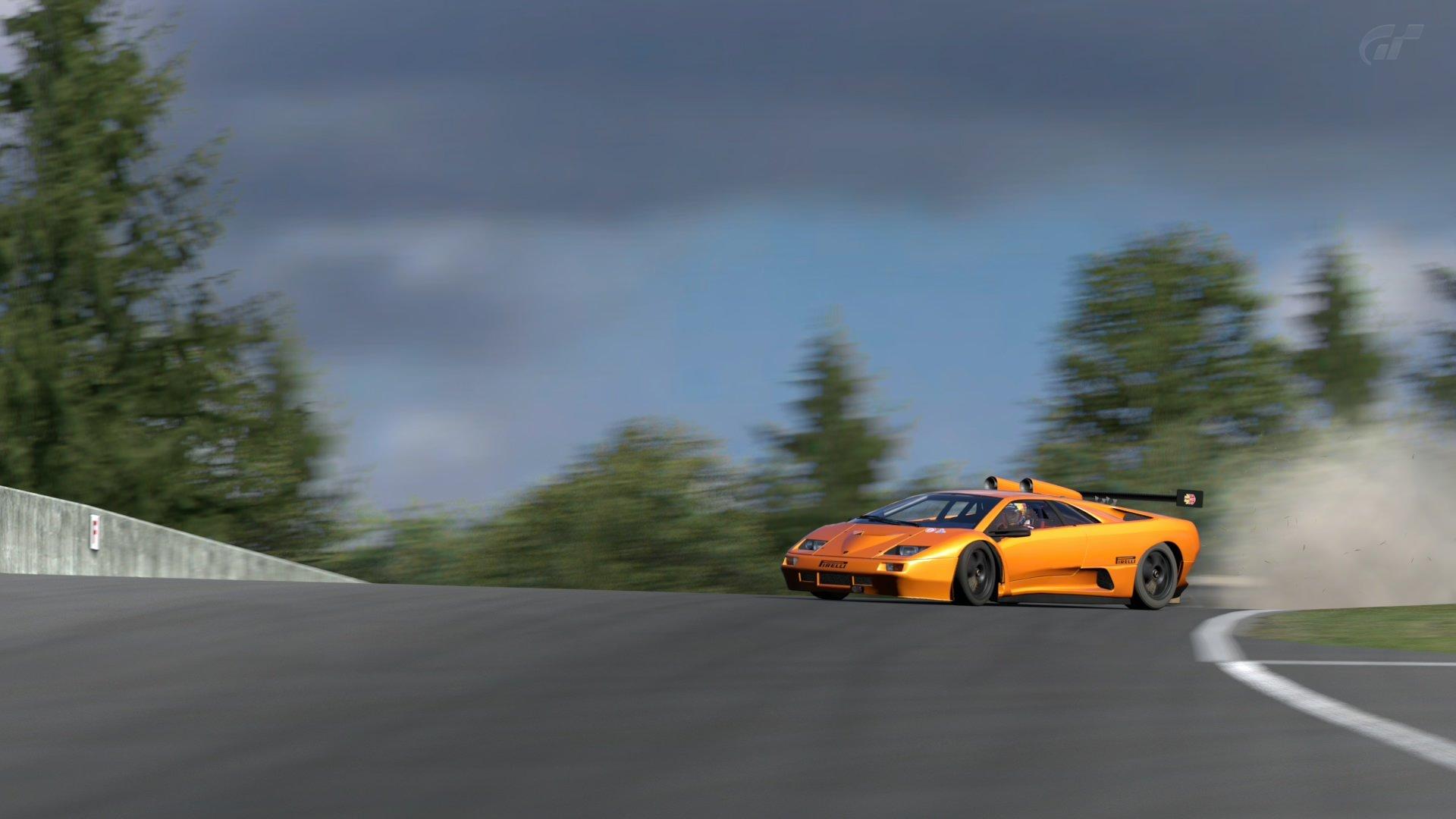 Lamborghini Diablo Gt2 1998
